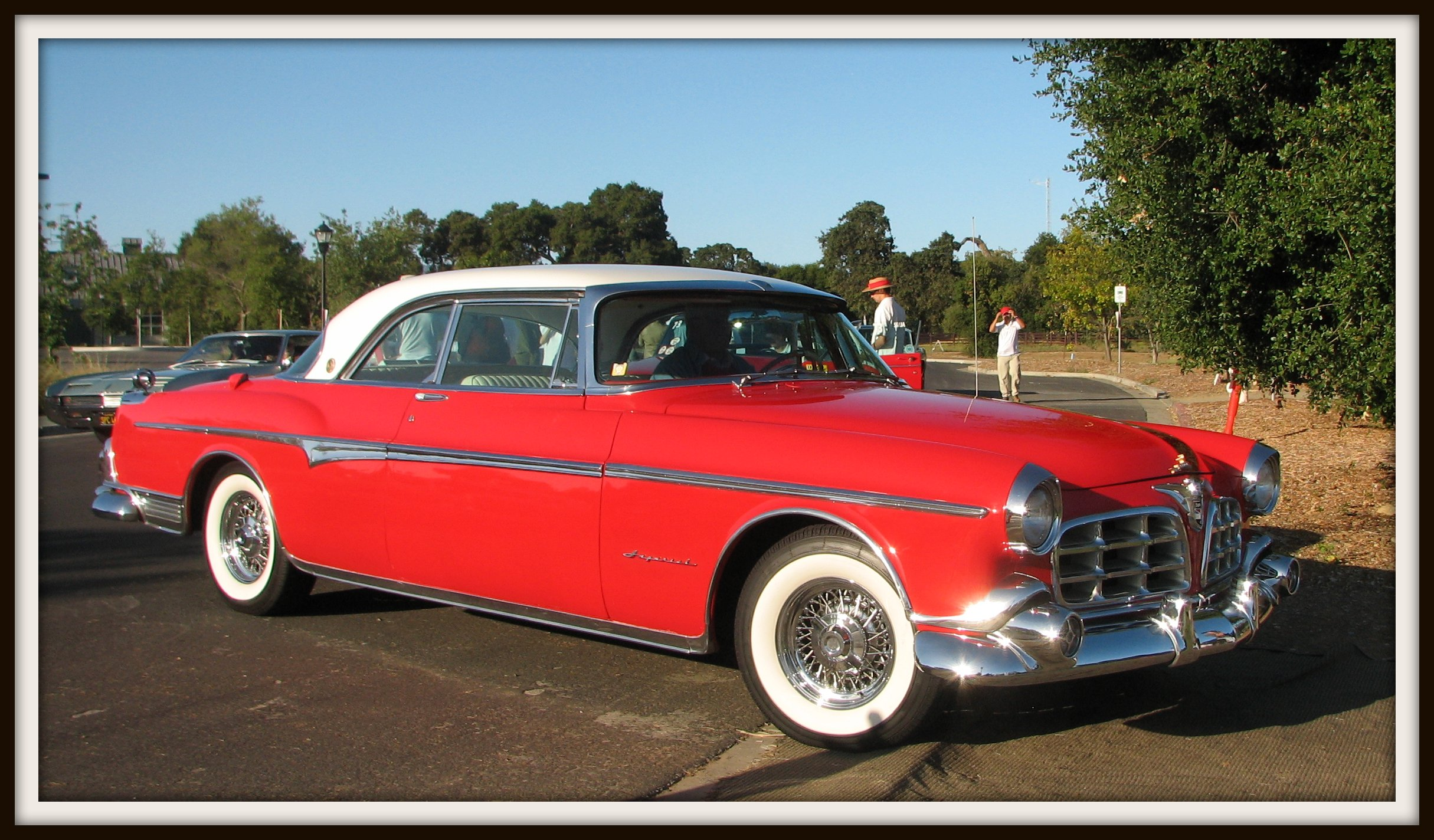 """1955 Chrysler C-300 """"worlds most powerful car of the time"""" PHOTO: BoldRide"""