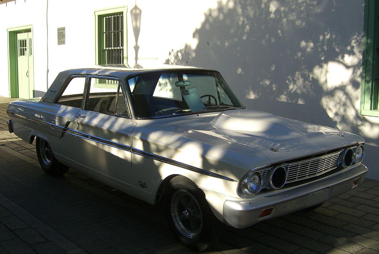 1964 Ford ThunderBolt Drag Car PHOTO: Wiki