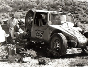 "Hurst Performance ""Baja Boot"" Team 1967 PHOTO: Norra"