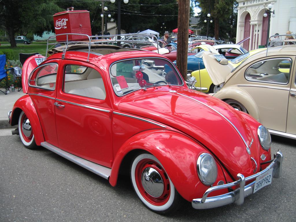 1961 VW Beetle Photo: Flickr 2/5