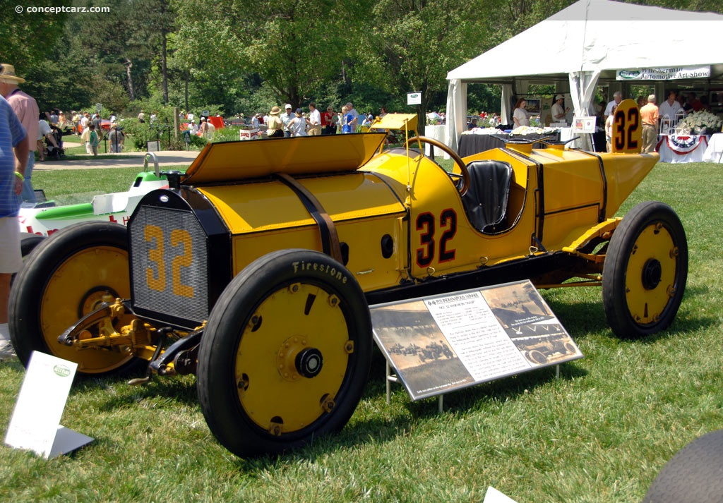 1911 Indy 500 winner Marmon Wasp PHOTO: ConceptCarz