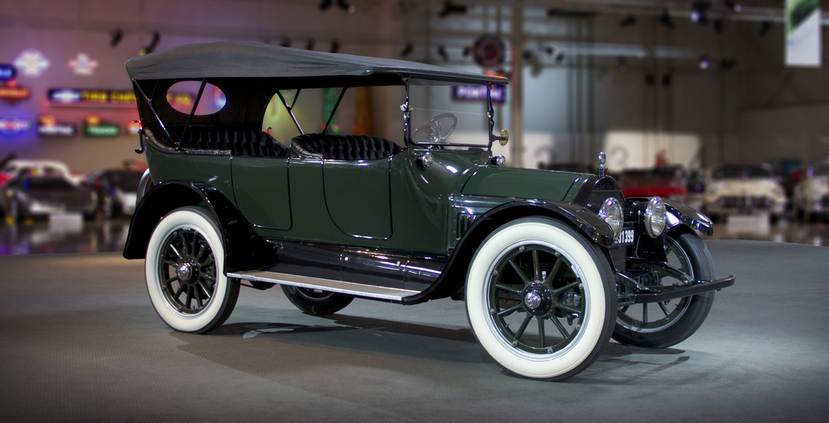 The First American Factory-Made Car With A V8: 1914 Cadillac Type 51