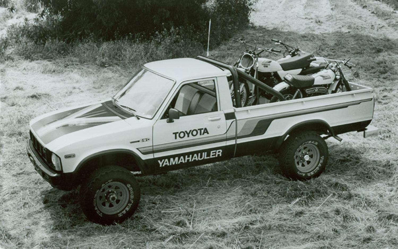 1979 Toyota 4x4 PhotoL: yotatech