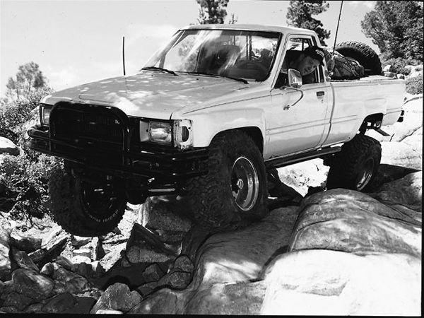 1979 Toyota 4x4 Photo: fourwheeler