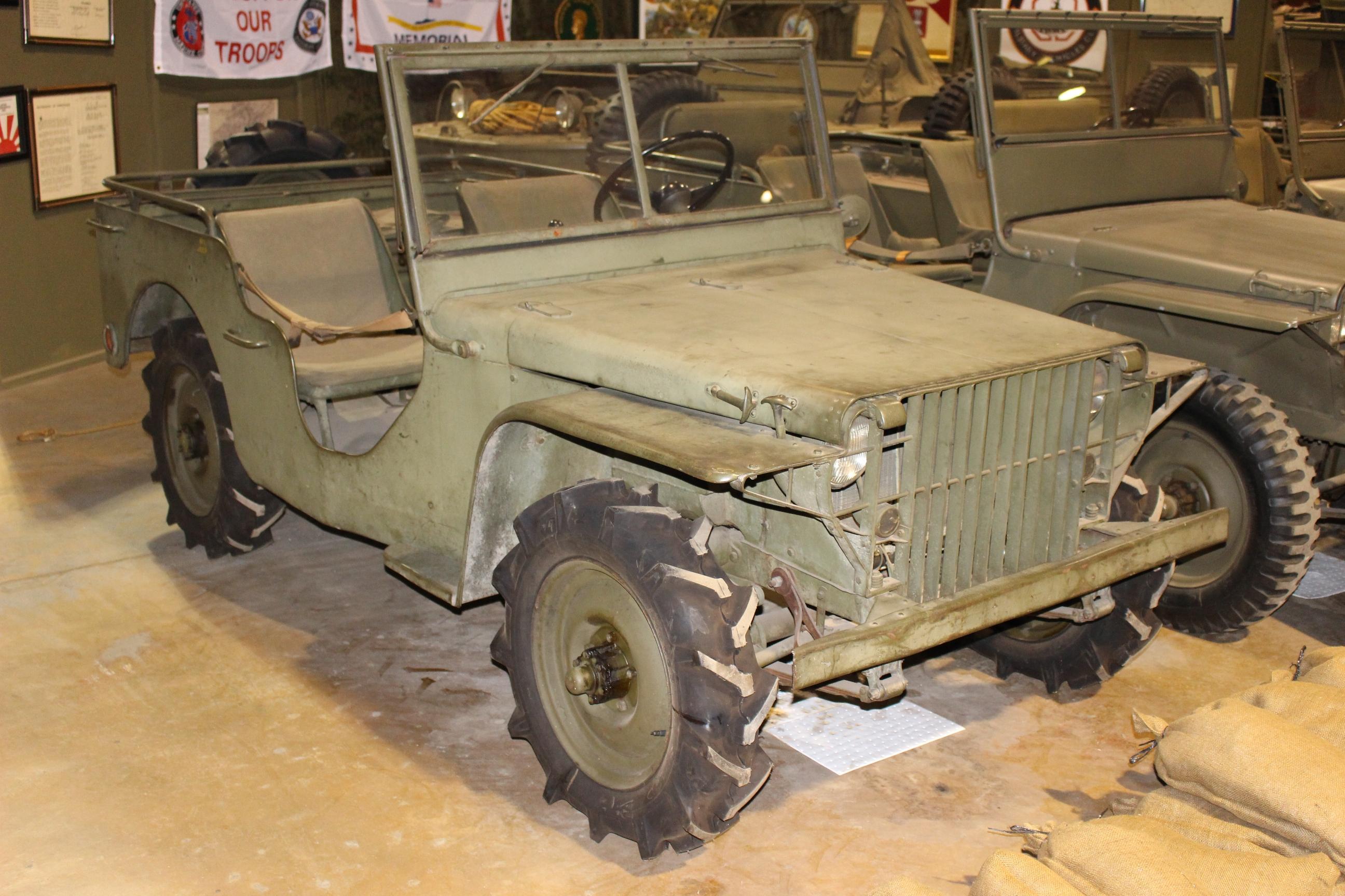 The Ford Pygmy Prototype PHOTO: Wiki