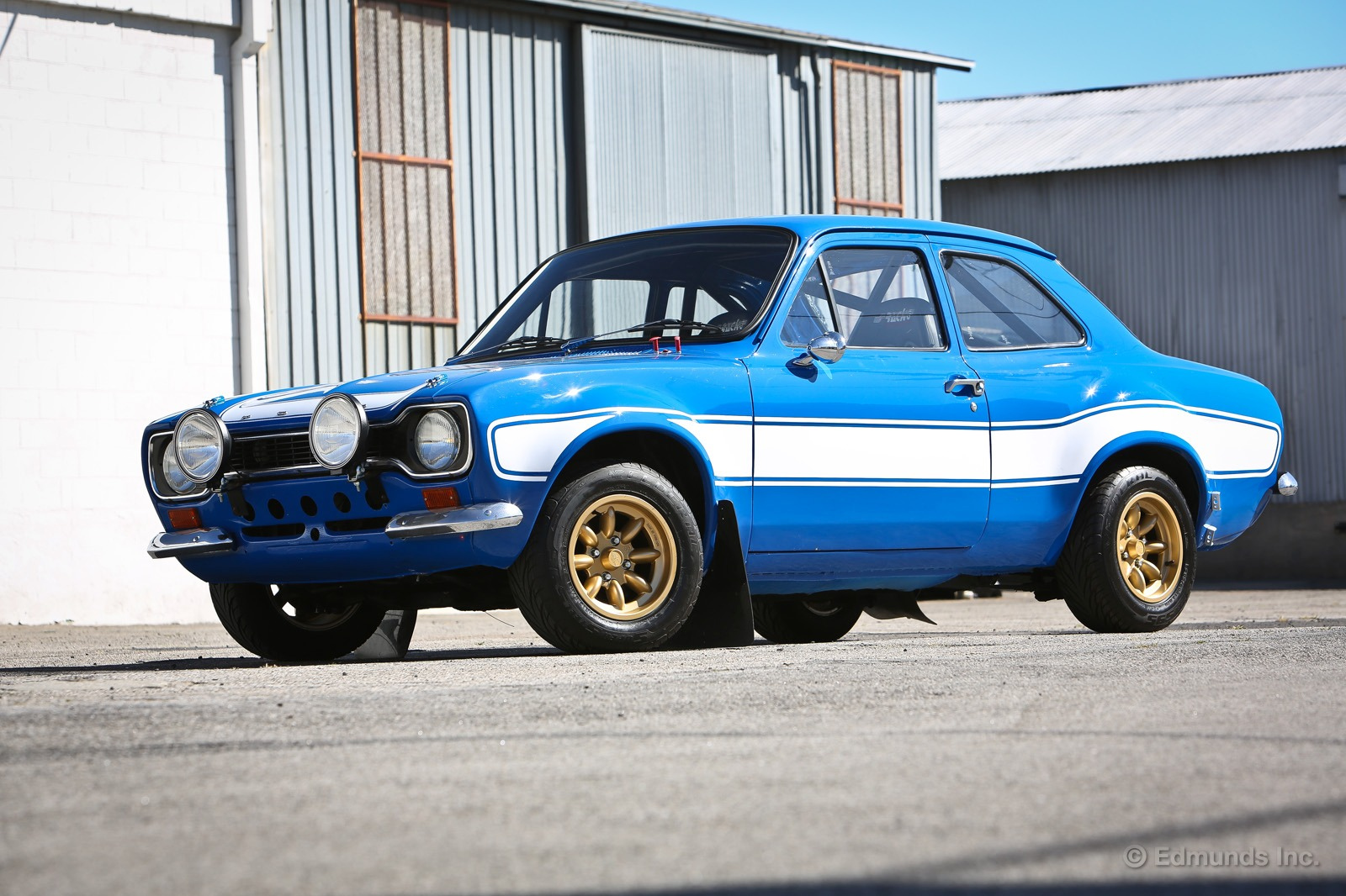 1970 Ford Escort RS1600 Photo: wiki 1/5