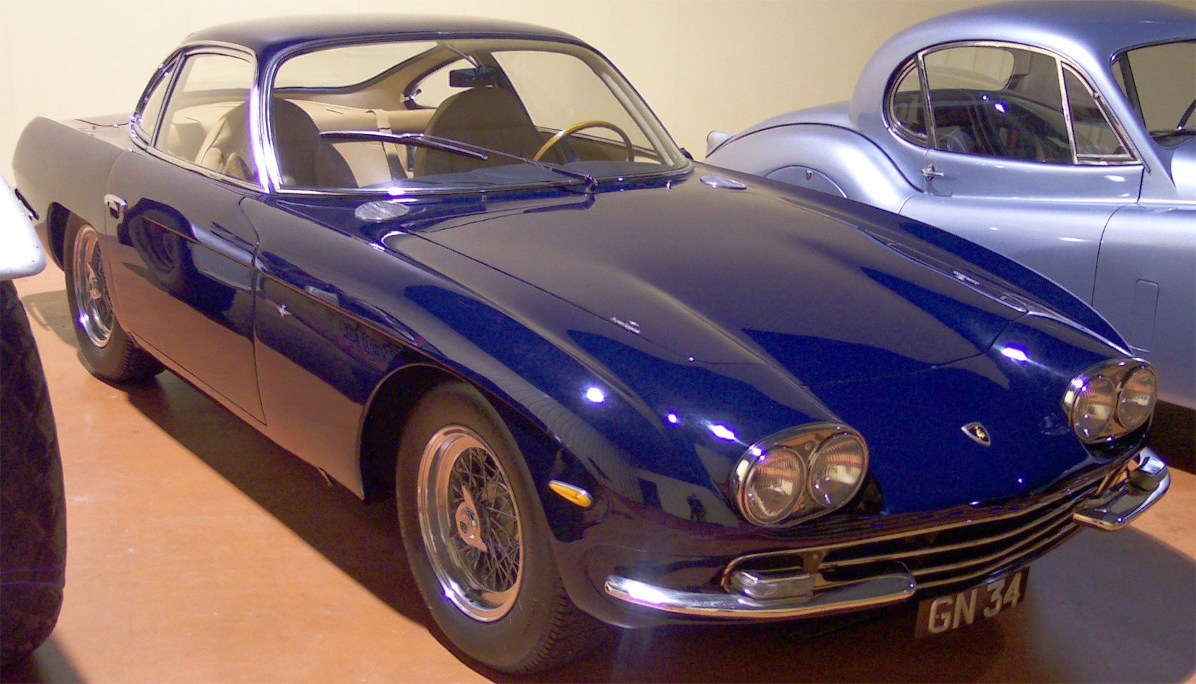 1964 Lamborghini 350GT PHOTO: Wiki