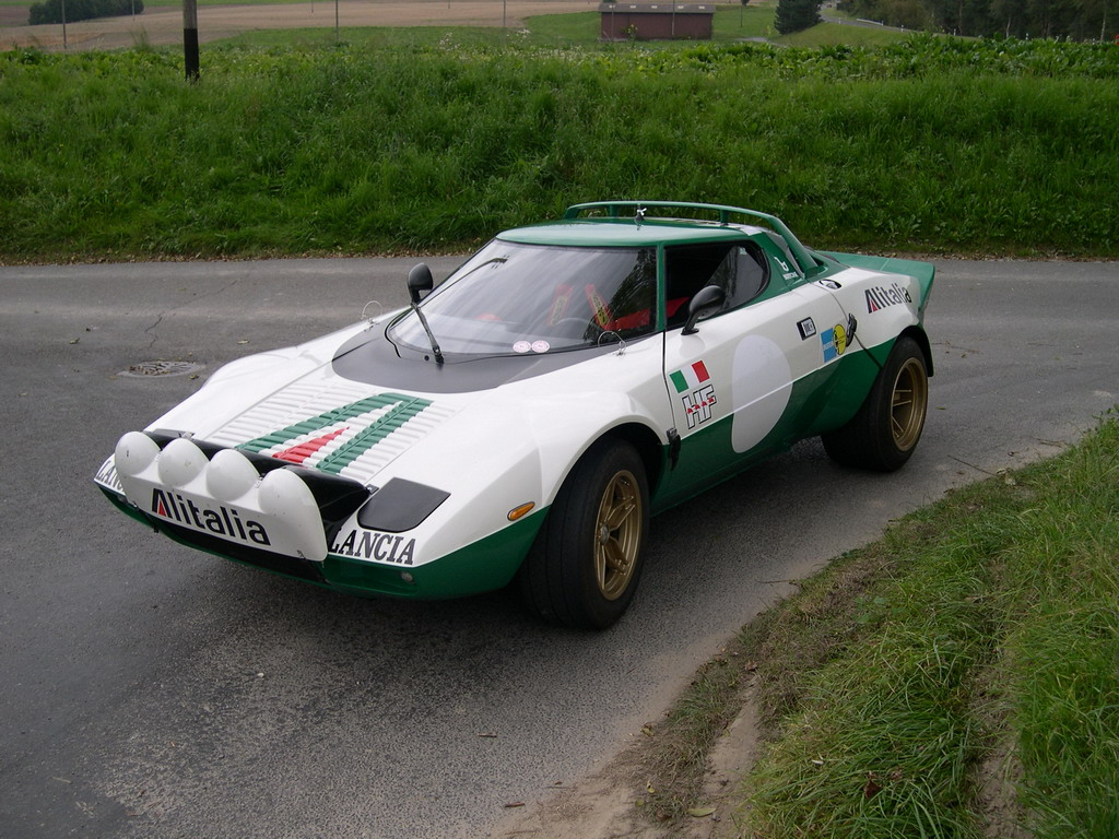 the little rally car that could lancia stratos. Black Bedroom Furniture Sets. Home Design Ideas
