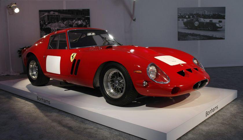 1962 Ferrari 250 GTO PHOTO: Fortune