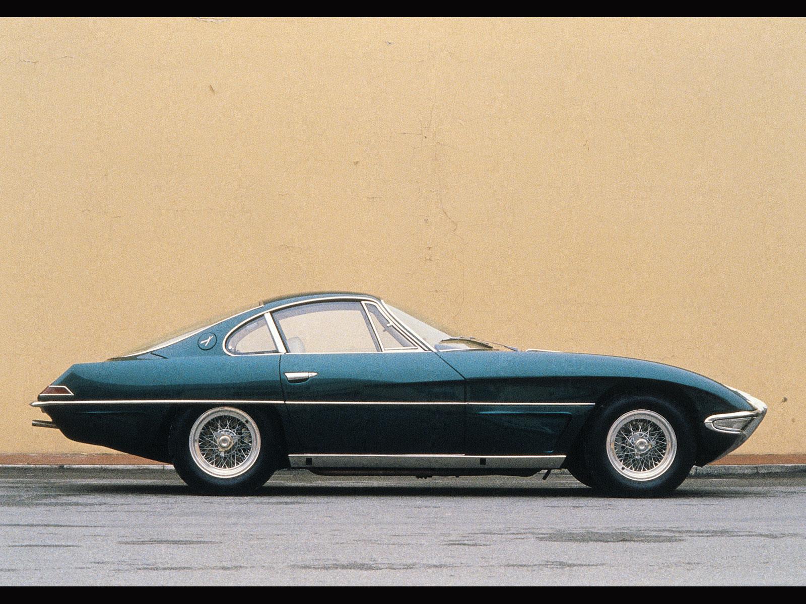 1963 Lamborghini 350GTV PHOTO: Mad4Wheels