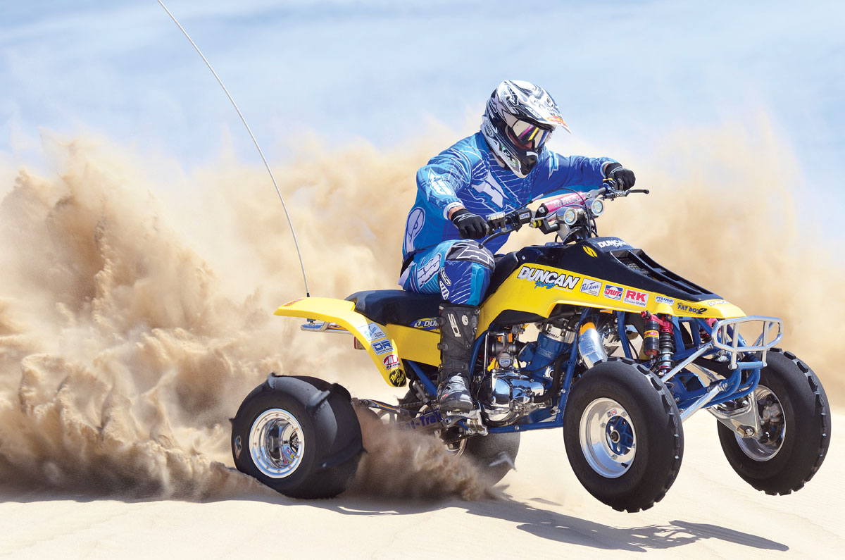 Big Four Wheelers >> A Look Back At Quadzilla, The Fastest Stock Quad Ever Built