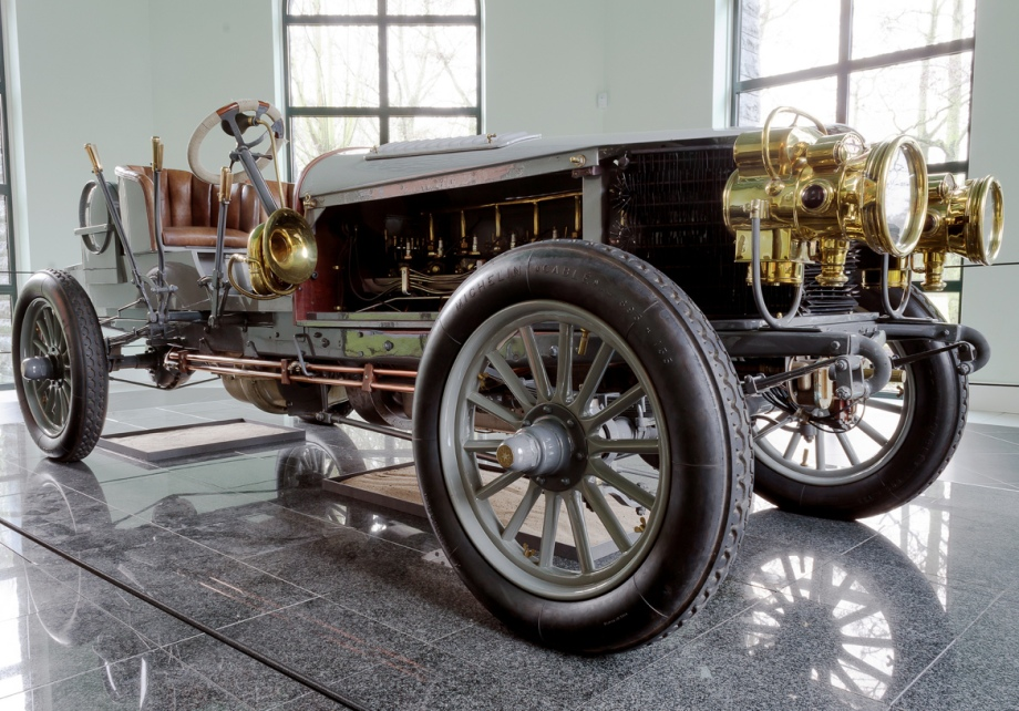 The 1903 Spyker 60 H.P.