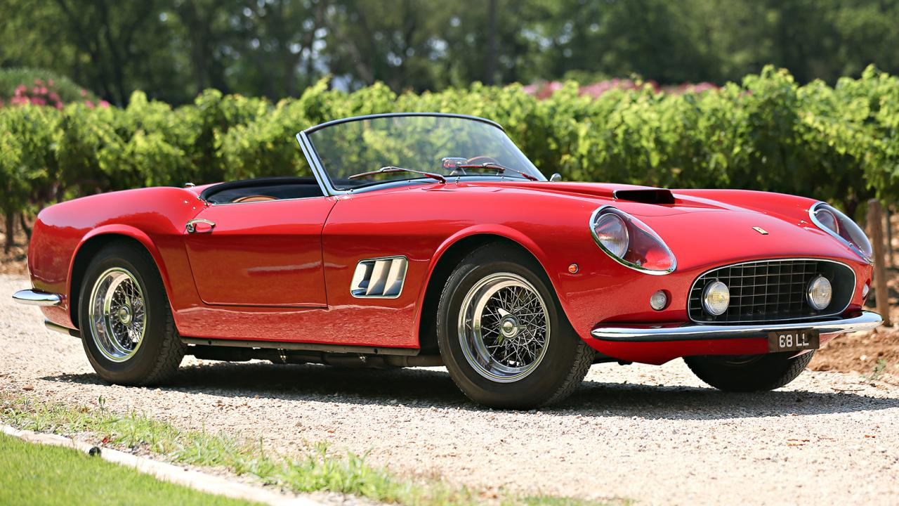 Top 10 Most Expensive Cars >> Top 10 Most Expensive Cars Ever Sold At Auction Page 2 Of 21