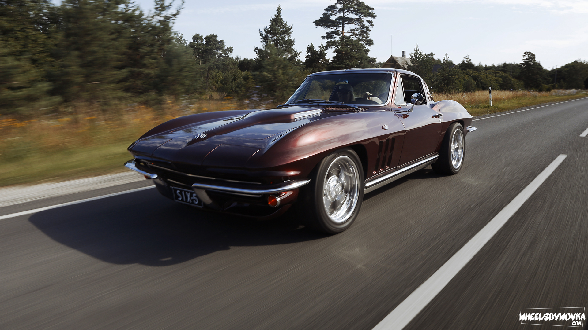 Meet The Worlds Fastest 1965 C2 corvette