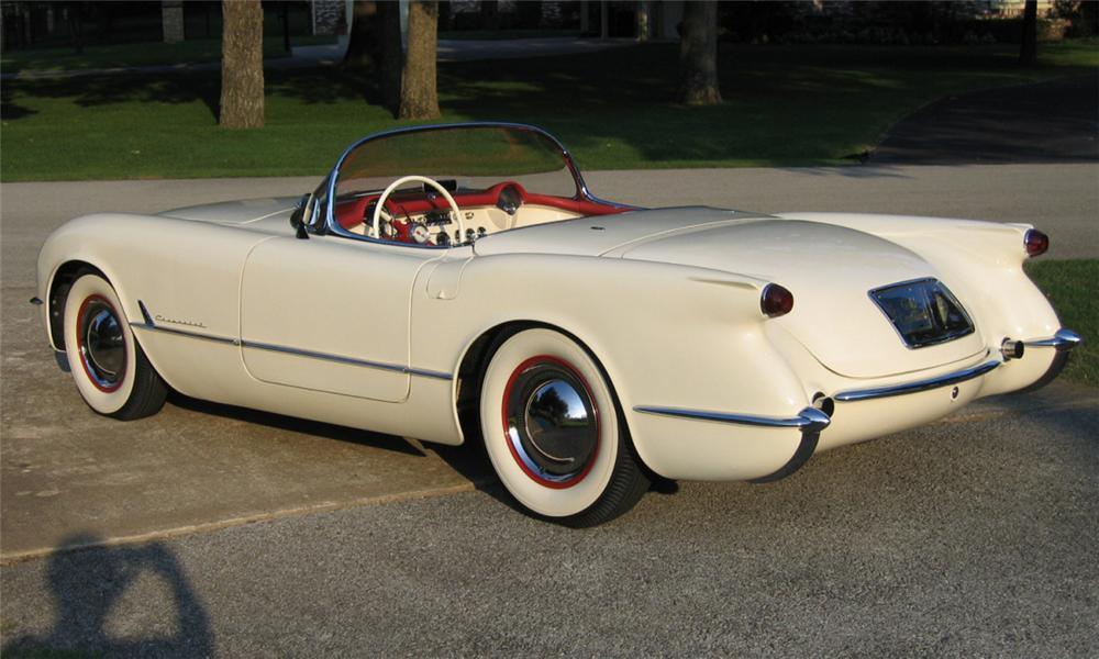 The 1953 Chevrolet Corvette: A Legend Is Born