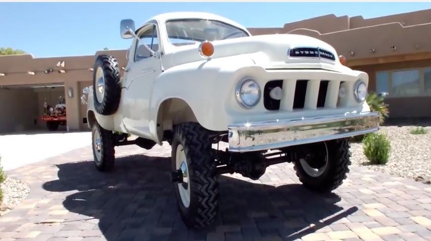 1959 Studebaker NAPCO promo truck Photo: bangshift