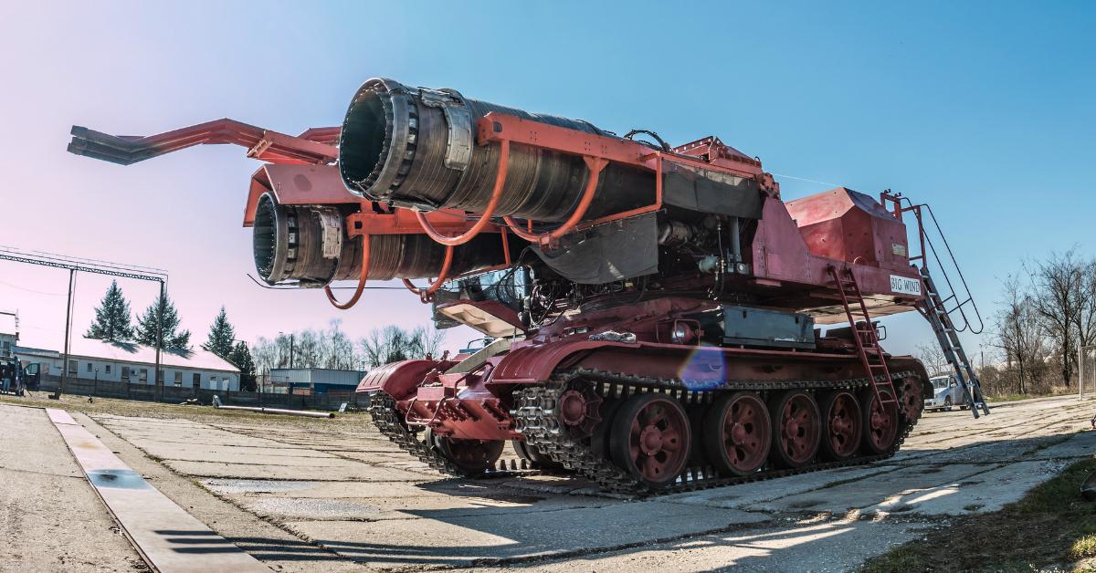 biggest engine truck - photo #8