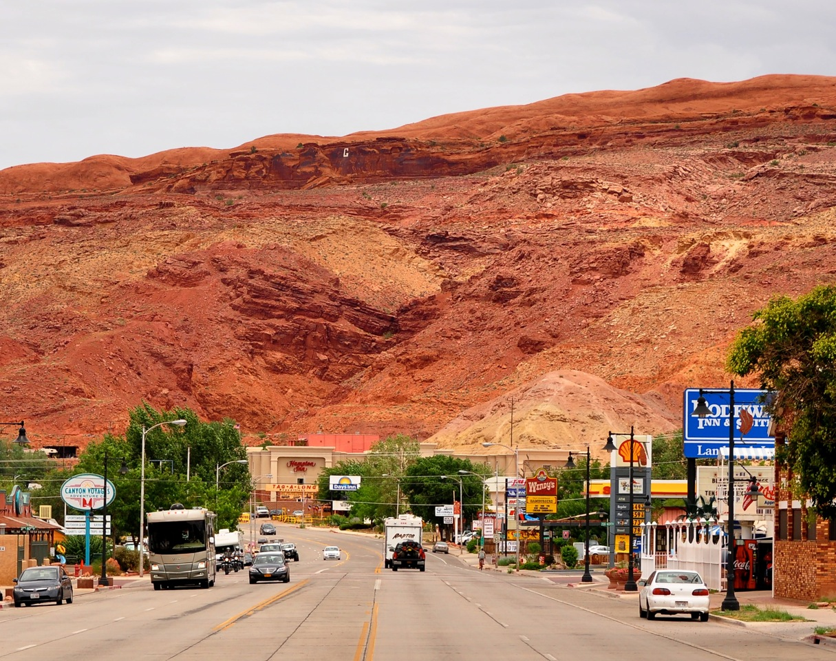 The Town of Moab Photo: kirkhawley