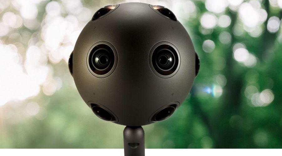 360 Degree style camera Photo: Fossbytes