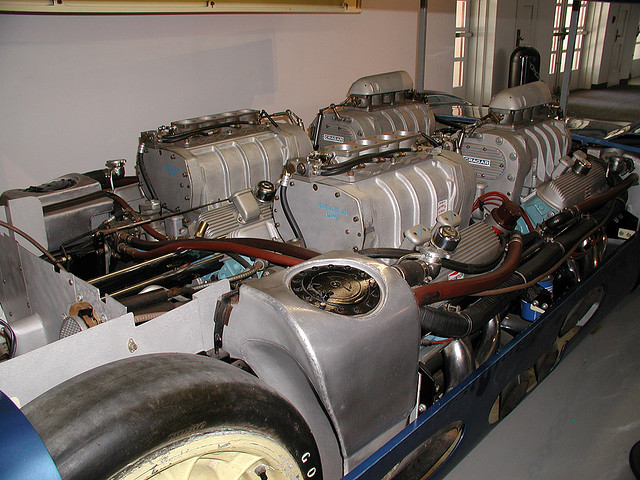 Photo: powercars
