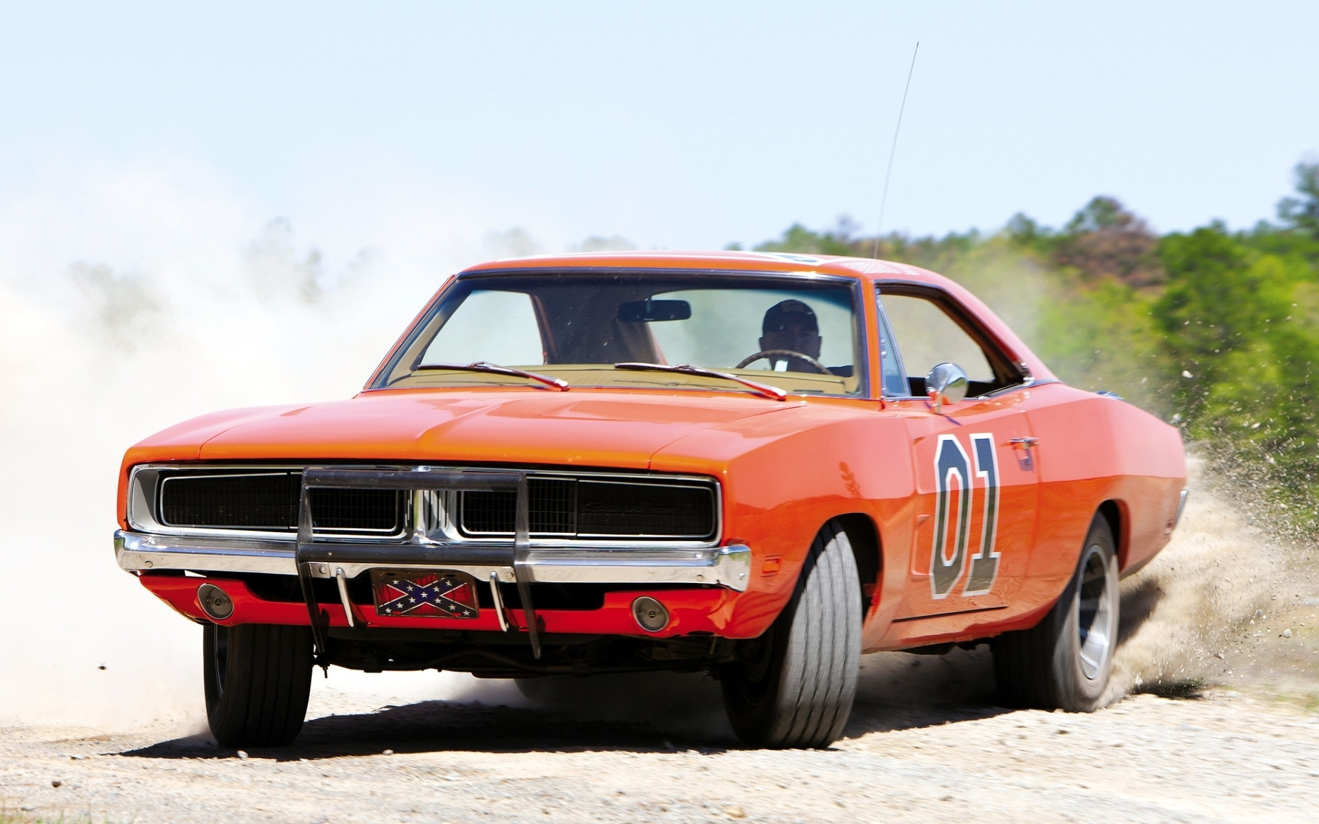 the 1969 dodge charger everyone knows as general lee. Black Bedroom Furniture Sets. Home Design Ideas