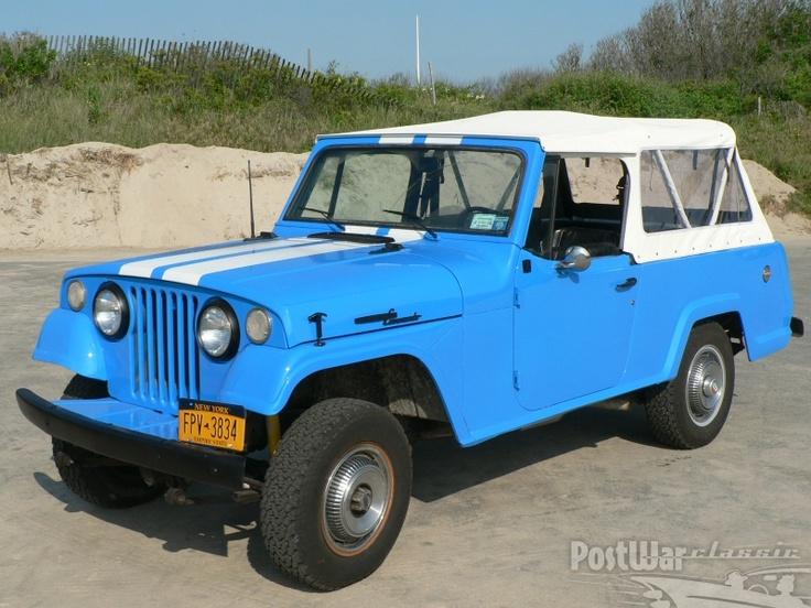 Jeepster Commando