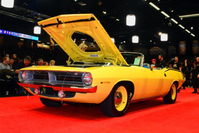 2016 Hemi Cuda >> The 10 Most Expensive American Muscle Cars Ever Sold At Auction