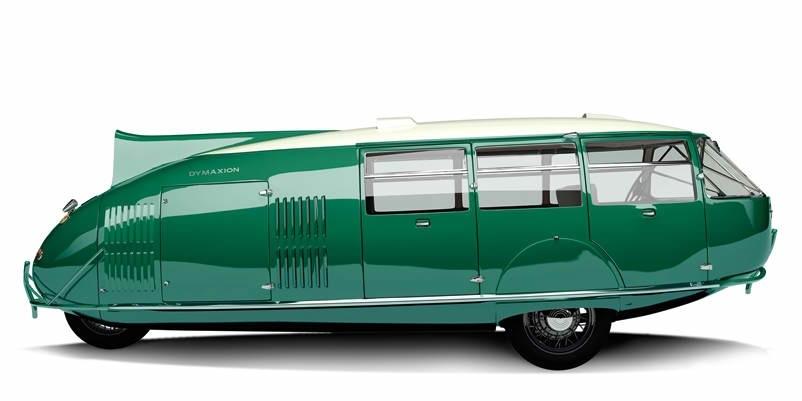 Dymaxion Replica  Photo: wiki