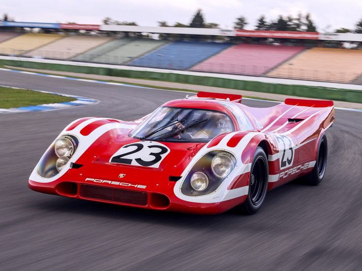 Porsche 917 Photo: wallpaperup