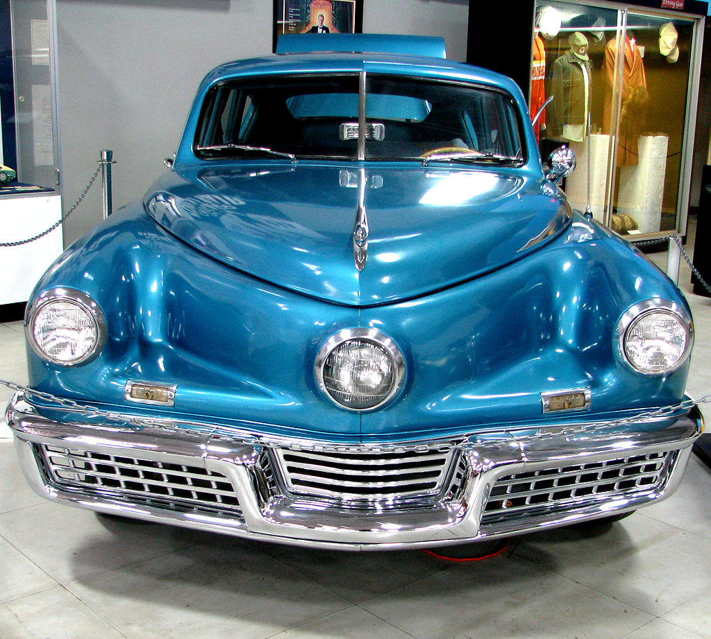 Tucker 48 in the gorgeous Waltz Blue Photo: wiki