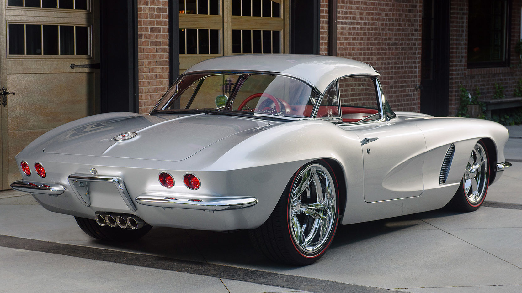 Red Line Tires >> Jaw Dropper of the Week: 1962 Chevrolet Corvette LS3/500