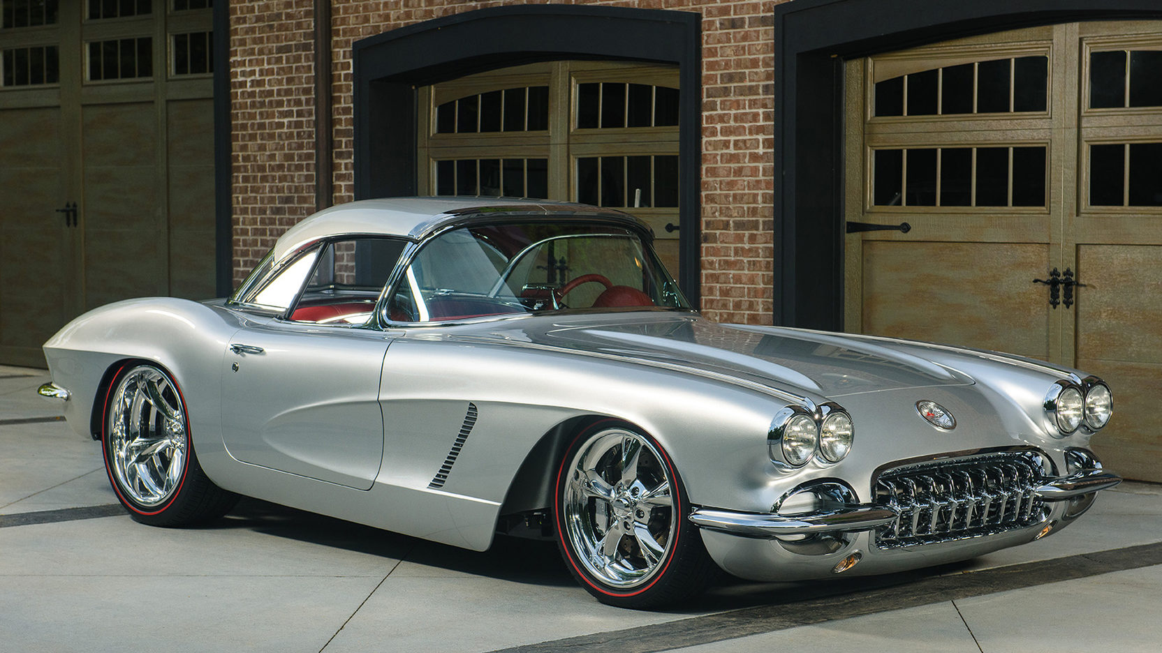 Monster Trucks For Sale >> Jaw Dropper of the Week: 1962 Chevrolet Corvette LS3/500