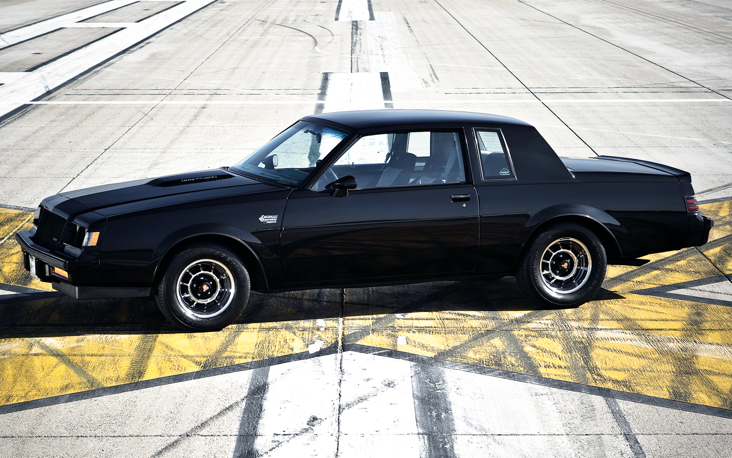 1987 Buick Grand National  Photo: motortrend