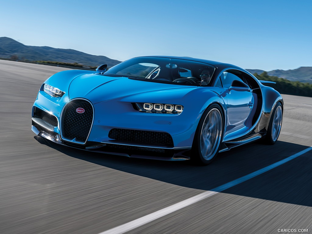 Bugatti Chiron Photo: caricos