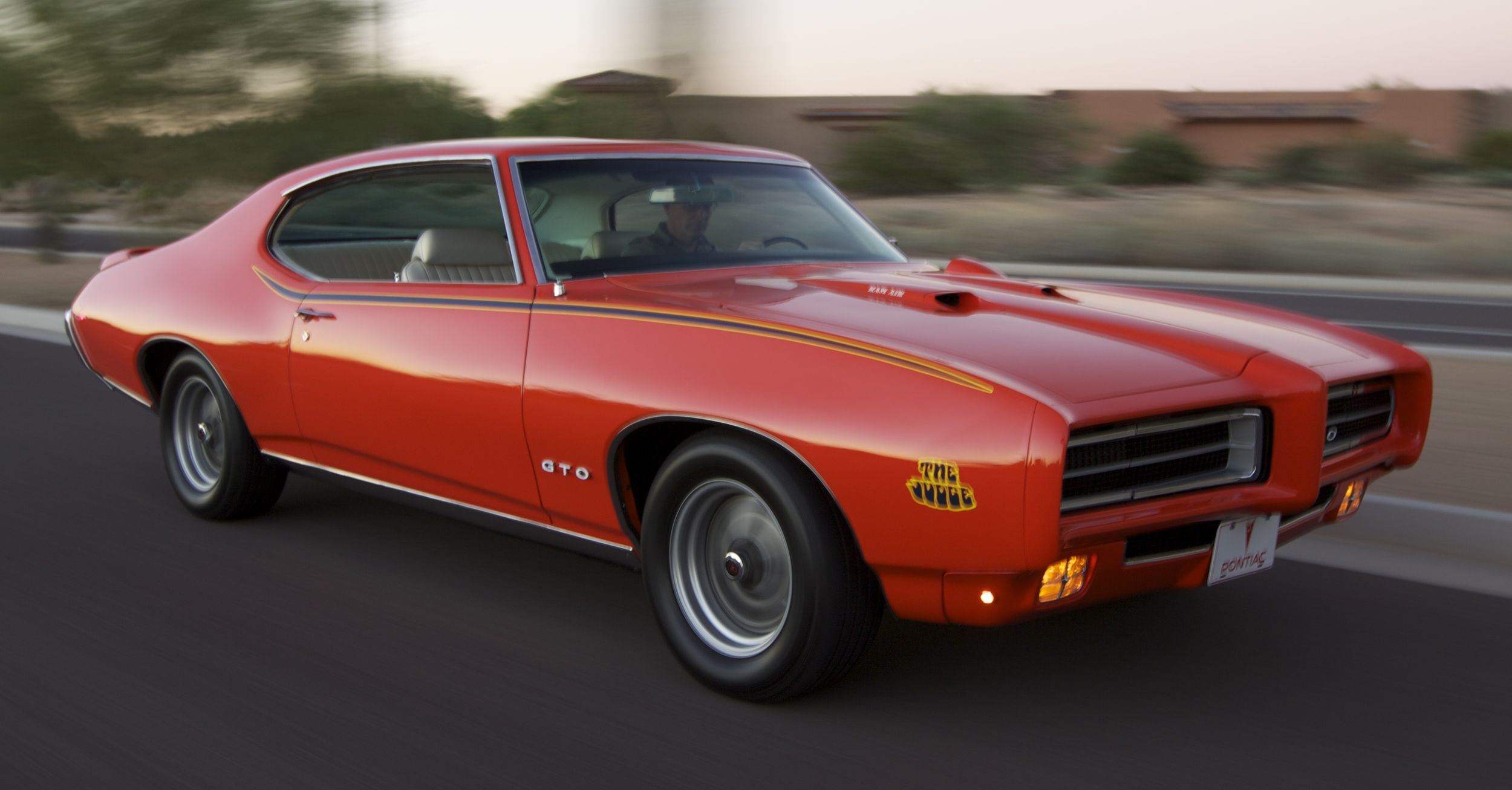 History Of Classic Muscle Cars