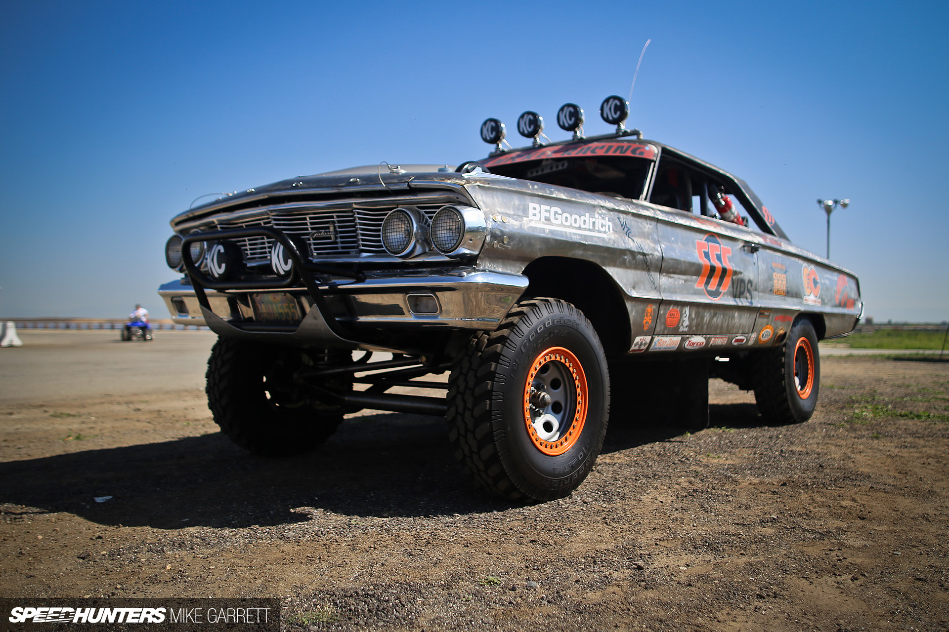 Muscle Cars Of Offroad Racing