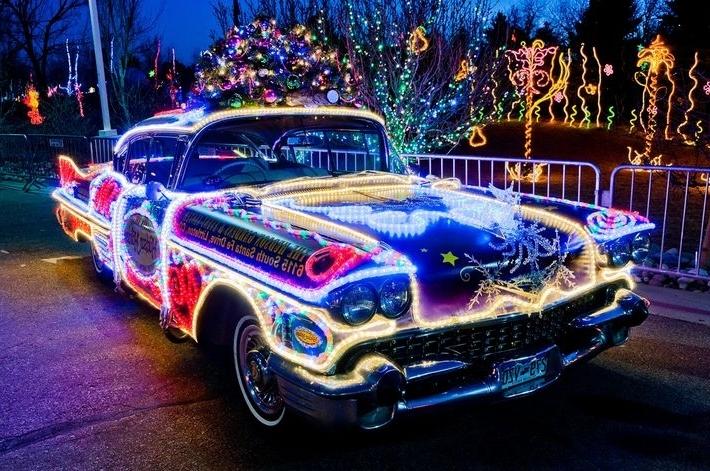 Bildergebnis für weihnachten oldtimer amerikanische
