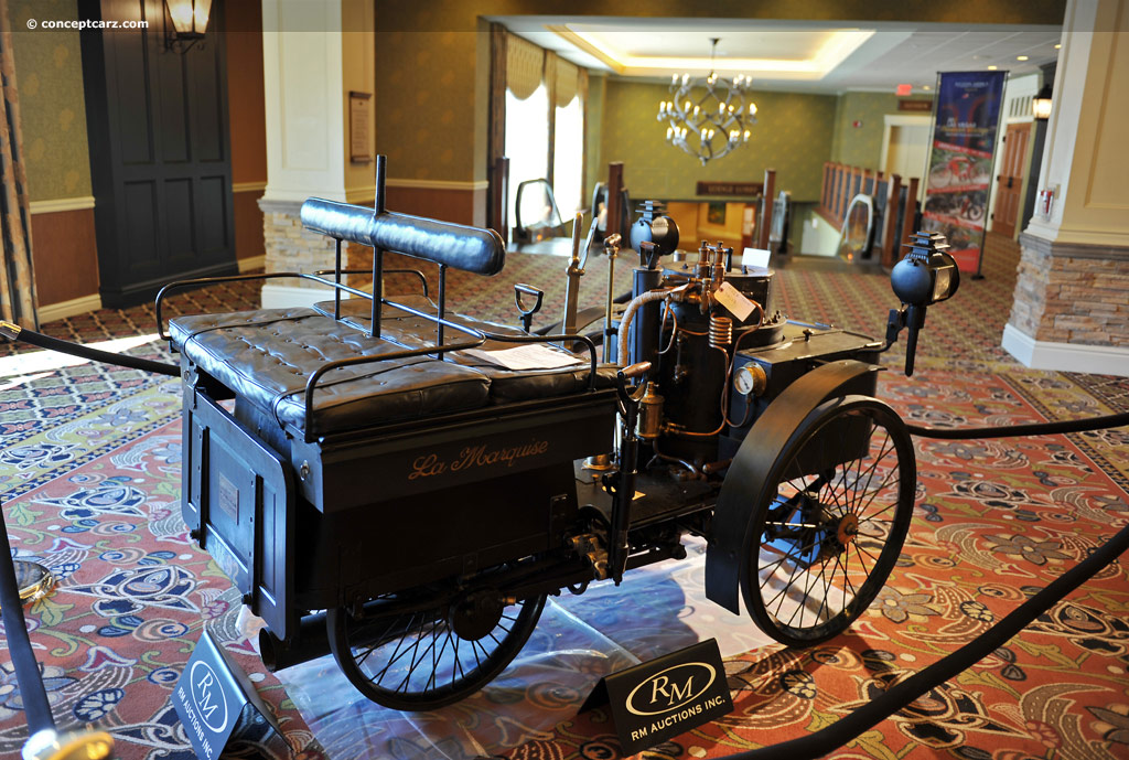 The World\'s Oldest Running Car Is Over 125 Years Old And Uses Zero ...