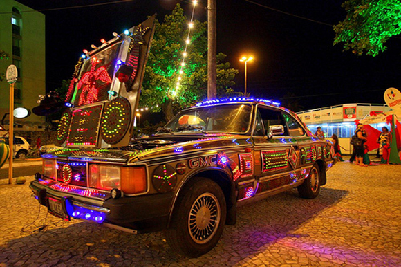 12 Days of Christmas Cars Sure To Boost Your Holiday Spirit