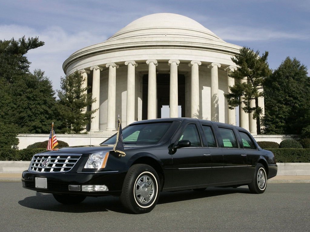 All 13 U.S. Presidential Limos To Date