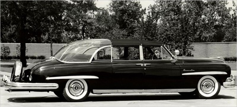 All 13 U S Presidential Limos To Date