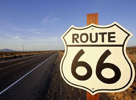 road 66 los angeles