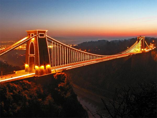 6 amazing suspension bridges you won 39 t believe exist. Black Bedroom Furniture Sets. Home Design Ideas