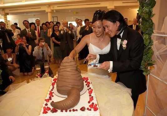 Crazy Wedding Photos That The Photographer Definitely Wasnt