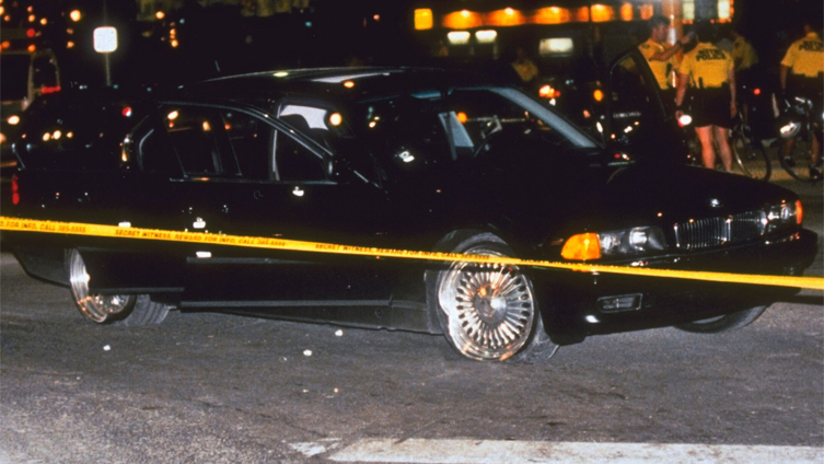 Got $1.5-Million? The Car Tupac Was Shot In Is For Sale Again