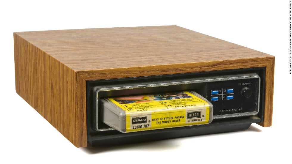The Glorious Rise And Fall Of In Dash 8 Track Player