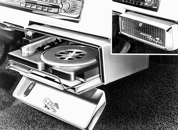 The Glorious Rise And Fall Of The In Dash 8 Track Player