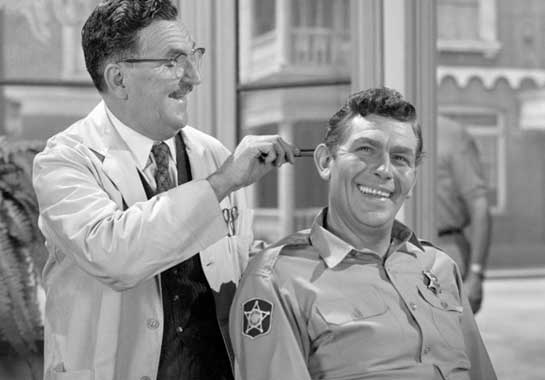 Image result for Floyd the barber andy griffith show