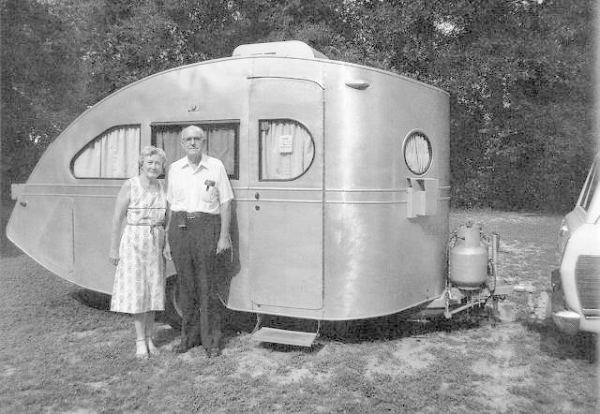 The More Than 100 Years' History of RVs