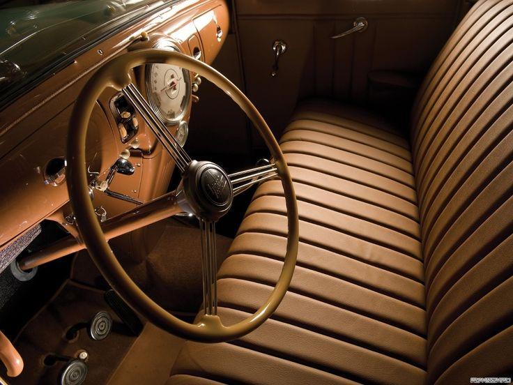 Zephyr Car 1930